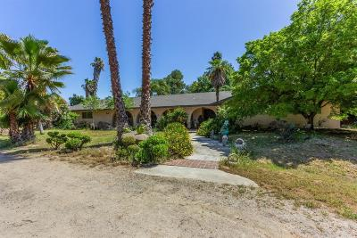 Fresno Single Family Home For Sale: 5166 N Grantland Avenue