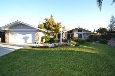 Clovis Single Family Home For Sale: 1891 Tenaya Avenue