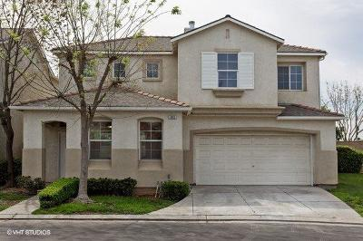 Clovis Single Family Home For Sale: 782 W Barcelona Lane