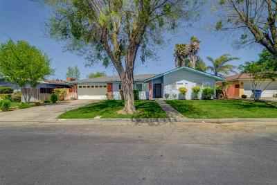 Madera Single Family Home For Sale: 2609 Westgate Drive