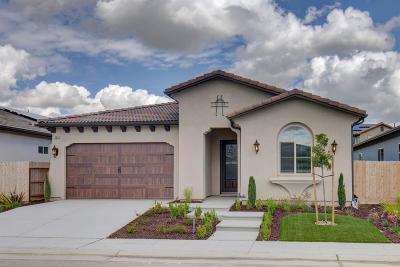 Fresno Condo/Townhouse For Sale: 1760 E Benvenuto Drive