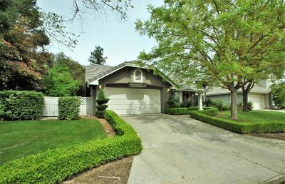 Fresno Single Family Home For Sale: 868 E Brighton Lane