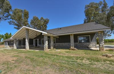 Madera Single Family Home For Sale: 17411 El Camino Road