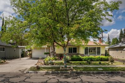 Fresno Single Family Home For Sale: 3135 N Spalding Avenue