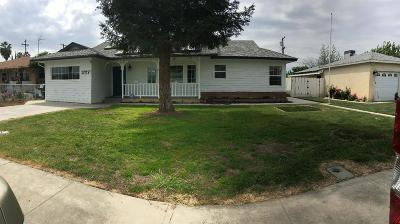 Sanger Single Family Home For Sale: 1727 E Metzler Drive