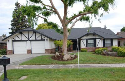 Fresno Single Family Home For Sale: 7746 N 11th Street