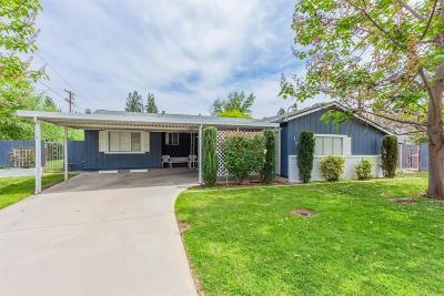 Fresno CA Single Family Home For Sale: $189,500