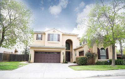 Fresno Single Family Home For Sale: 8233 N Matus Avenue