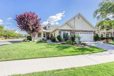 Clovis Single Family Home For Sale: 448 Prescott Avenue
