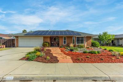 Clovis Single Family Home For Sale: 1733 Richert Avenue