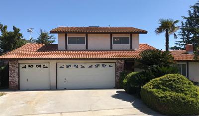 Clovis Single Family Home For Sale: 1183 Menlo Avenue