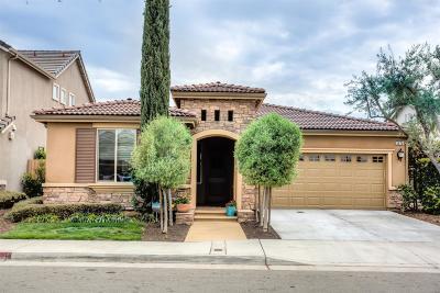 Clovis Single Family Home For Sale: 3470 Buckingham Avenue
