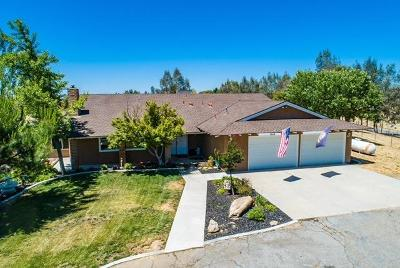 Madera Single Family Home For Sale: 17562 El Camino Road