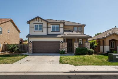 Fresno Single Family Home For Sale: 6869 E Heaton Avenue