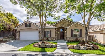 Clovis Single Family Home For Sale: 10579 E Fieldstone Avenue