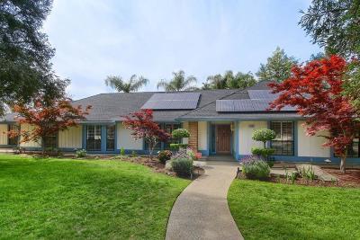 Fresno Single Family Home For Sale: 6463 N Blosser Avenue