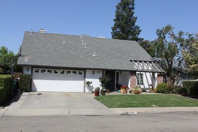 Sanger Single Family Home For Sale: 479 Brehler Avenue