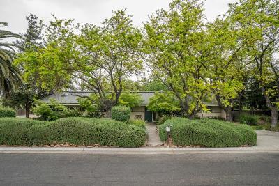 Fresno Single Family Home For Sale: 1036 W Alamos Avenue