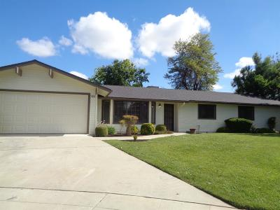 Clovis Single Family Home For Sale: 513 W Pat Drive