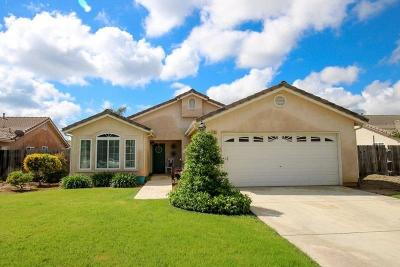 Dinuba Single Family Home For Sale: 1222 Marks Court
