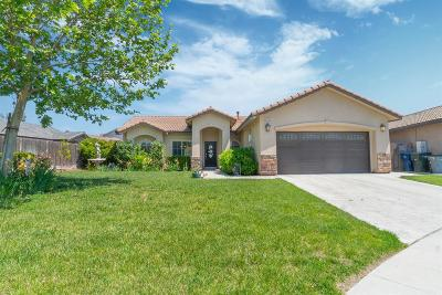 Fresno CA Single Family Home For Sale: $249,000