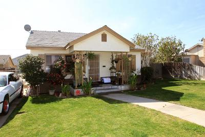 Kingsburg Single Family Home For Sale: 1516 Tulare Street
