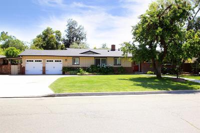 Fresno Single Family Home For Sale: 1431 W San Ramon Avenue