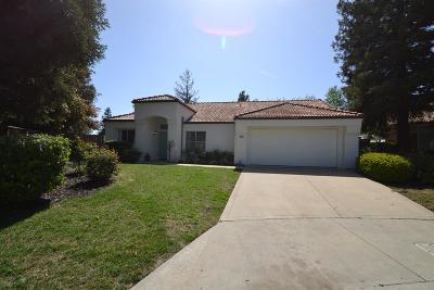 Fresno Single Family Home For Sale: 451 E Carmel Beach Drive