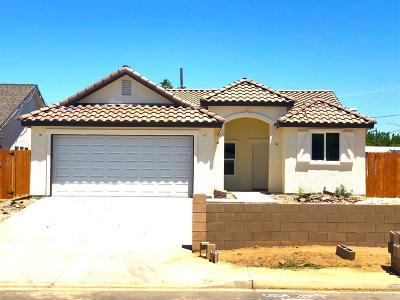 Madera Single Family Home For Sale: 27449 San Carlos Avenue