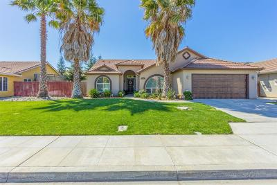 Madera Single Family Home For Sale: 670 St Montelena Drive