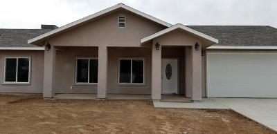 Madera Single Family Home For Sale: 36691 Avenue 17 1/2