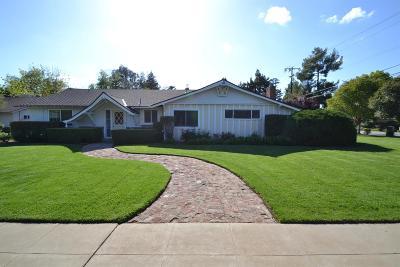 Fresno Single Family Home For Sale: 5585 N Nantucket Avenue