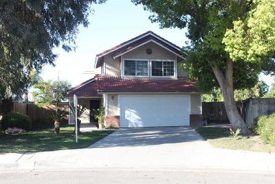 Fresno Single Family Home For Sale: 1198 E Goshen Avenue