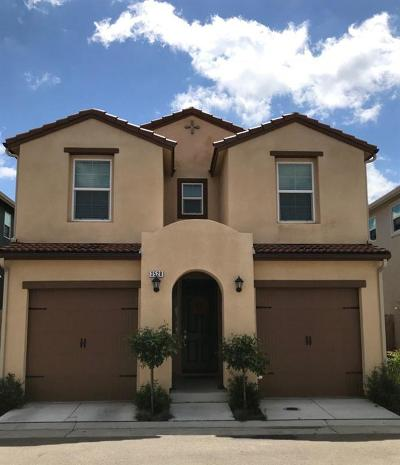 Clovis Condo/Townhouse For Sale: 3528 Generosity Way