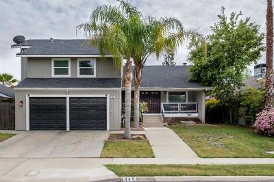 Fresno Single Family Home For Sale: 345 E Omaha Avenue
