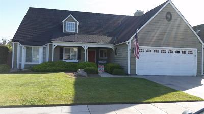 Fresno Single Family Home For Sale: 4115 W Regency Avenue