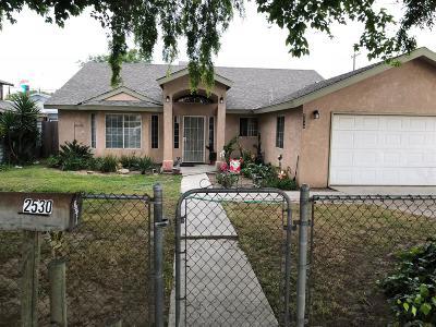 Selma Single Family Home For Sale: 2530 Highland Avenue