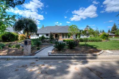 Fresno Single Family Home For Sale: 2050 W Birch Avenue