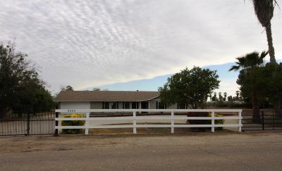 Fresno Single Family Home For Sale: 3333 W North Avenue