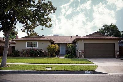 Fresno Single Family Home For Sale: 4476 N Laureen Avenue