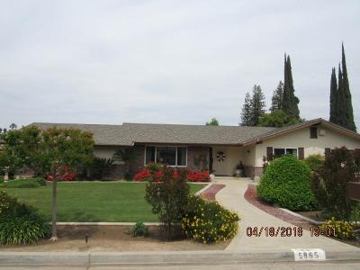 Single Family Home For Sale: 5865 E Alta Avenue