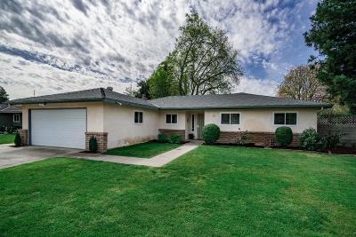Fresno Single Family Home For Sale: 459 E Stuart Avenue