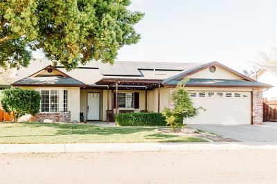 Kingsburg Single Family Home For Sale: 179 W Sunset Street