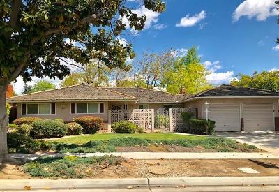 Fresno Single Family Home For Sale: 5734 N Bond Street