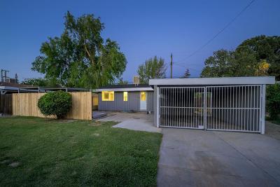 Fresno Single Family Home For Sale: 3846 N Mariposa Street