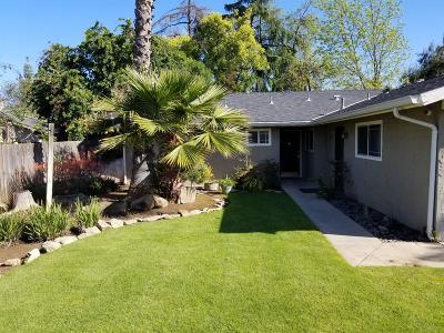 Fresno Single Family Home For Sale: 919 E Sussex Way