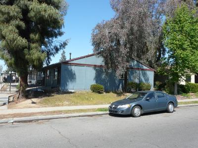 Clovis, Fresno, Sanger Multi Family Home For Sale: 3485 N Marks Avenue