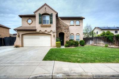 Clovis Single Family Home For Sale: 2773 Hampton Way