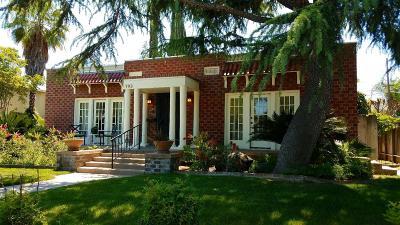 Fresno CA Single Family Home For Sale: $325,000