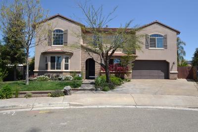 Fresno Single Family Home For Sale: 5806 W Ashcroft Avenue